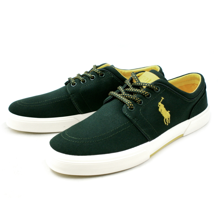 43d330a4 Polo Ralph Lauren sneakers mens POLO RALPH LAUREN Polo Ralph Lauren R922  [Green] men's shoes sneaker 2015 spring summer new