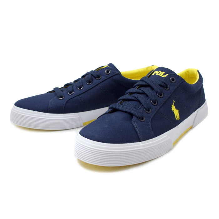 Mens Polo Ralph Lauren sneaker POLO RALPH LAUREN Polo Ralph Lauren  FELIXSTOW R926 [Navy] men\u0027s shoes sneaker 2015 spring summer new