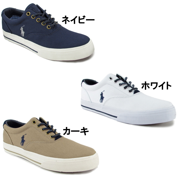 d70dda943a8348 ... Polo Ralph Lauren sneakers POLO RALPH LAUREN VAUGHN RP60 Ralph Lauren  low-frequency cut men's