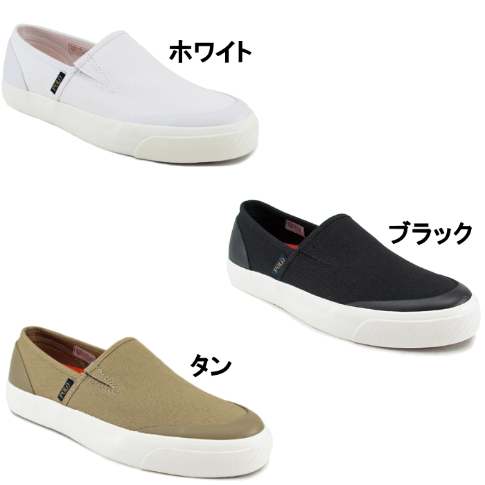 0f6b7b8956680d Polo Ralph Lauren sneakers slip-ons POLO RALPH LAUREN ITFORD RP72 Ralph  Lauren low-frequency cut men s regular article canvas 2018 spring and  summer new ...
