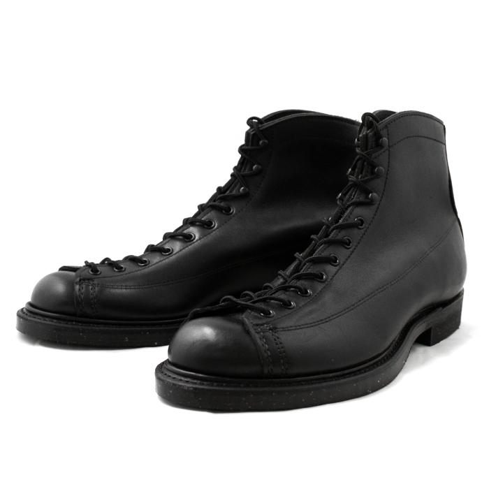 レッドウィング 正規品 RED WING 2995 Lineman Boots WIDE PANEL LACE TO TOE 店舗限定モデル [BLACK] ラインマン ワークブーツ レッドウイング REDWING BOOTS men's boots【交換片道送料無料】【純正ケア用品付】【コンビニ受取対応】