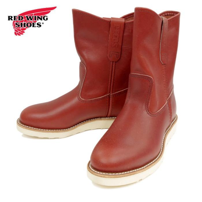レッドウィング ペコスブーツ 正規品 RED WING PECOS BOOT 8866 [オロラセットポーテージ] ブーツ メンズ レディース 送料無料【交換片道送料無料】【純正ケア用品付】【コンビニ受取対応】