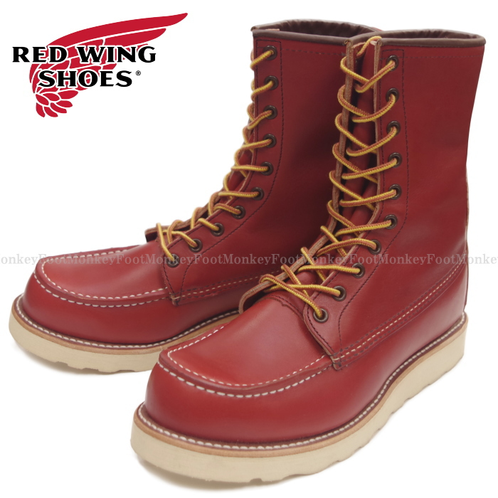 RED WING レッドウィング アイリッシュセッター 限定生産 8877 [Oro-Russet