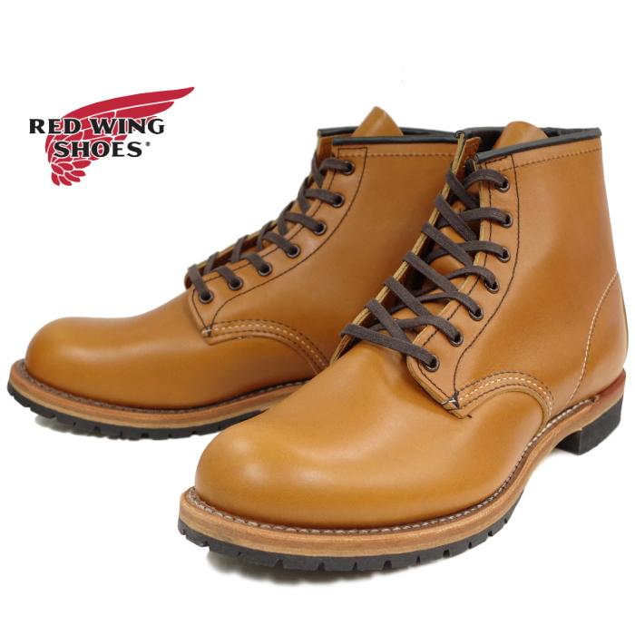 レッドウィング ベックマン 正規品 RED WING BECKMAN ブーツ 9013 [チェスナット] ワークブーツ メンズ レディース boots 送料無料【交換片道送料無料】【純正ケア用品付】【コンビニ受取対応】