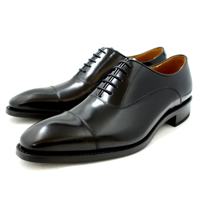 リーガル 靴 メンズ ビジネスシューズ ストレートチップ 本革 内羽根 REGAL 315R 〔ブラック〕 メンズ ビジネスシューズ 日本製 business shoes men's【コンビニ受取対応】