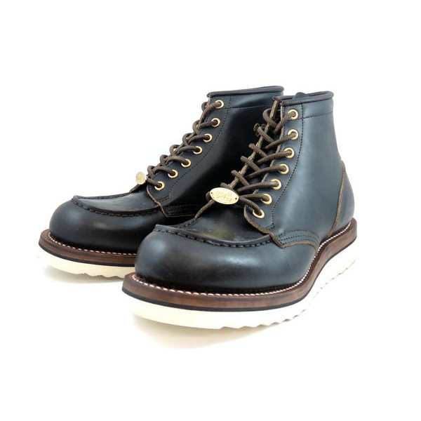 roringudabutoriobutsu ROLLING DUB TRIO BULL斗牛犬黑色嘲笑二工作长筒靴人长筒靴men's boots