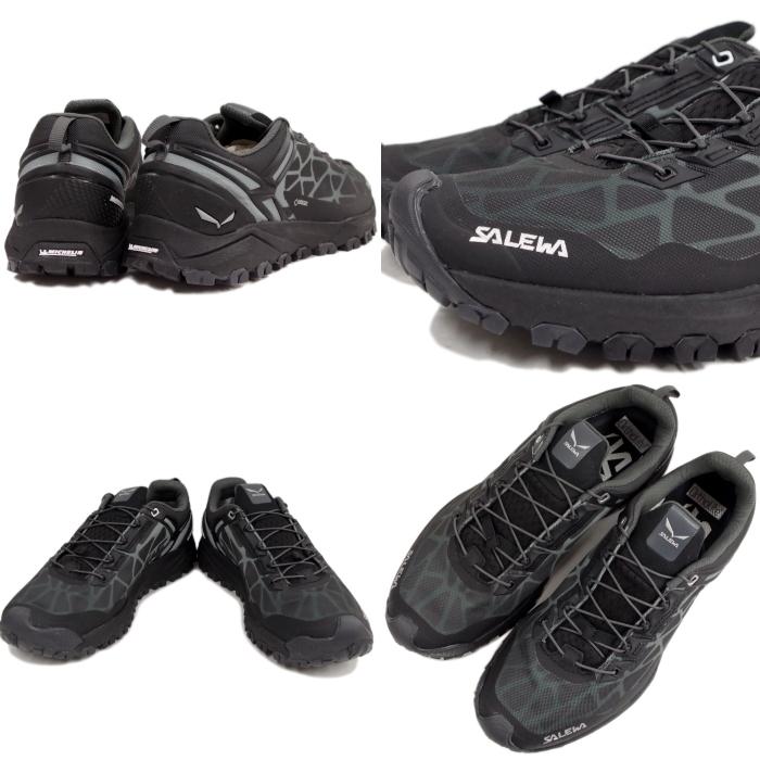 Salewa 64412 4076 MS MULTI TRACK GTX Schwarz Herren Hiking Schuhe
