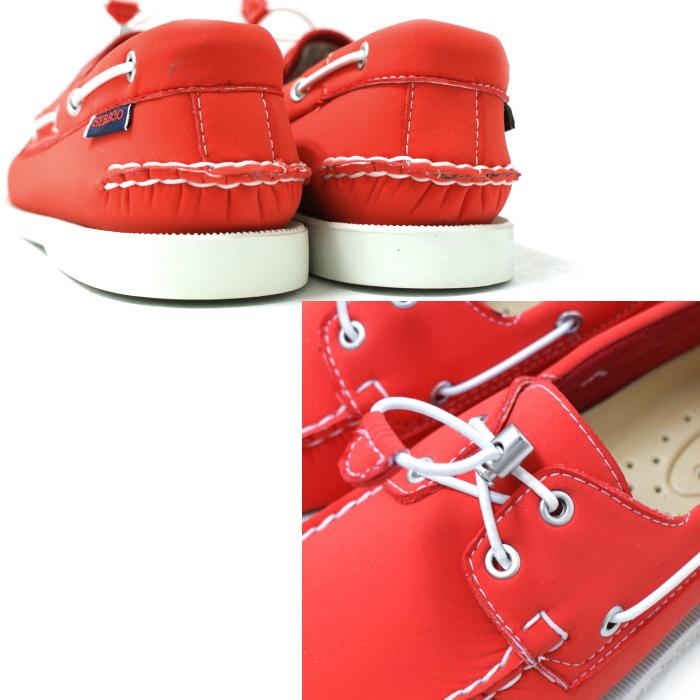 Sebago deck shoes SEBAGO mens DOGSIDES dockside [B720141 lead neo neoprene] でっき しゅーず men's men's shoes store 2015 spring summer new