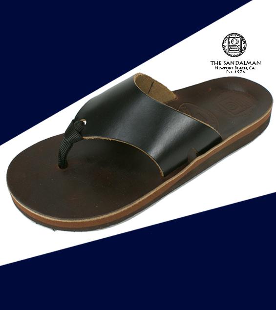Sandalman [霍布,birchwidoklomexcel 海滩宽 CHROMEXCELHorween 皮革皮带男式凉鞋 birken 排序,霍布软容易磨损骑兵 sanndaru _HAND 美国 _-邮购