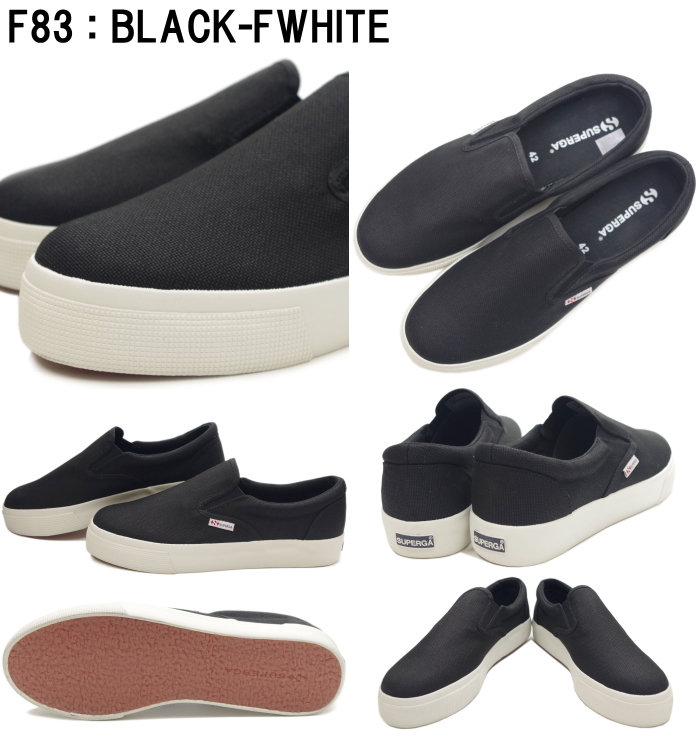 more photos f17ab d4101 SUPERGA 2306 COTU S00FRB0 Pelger slip-ons sneakers men gap Dis classical  music low-frequency cut canvas shoes