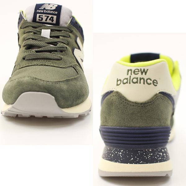 スニーカー メンズ レディース ニューバランス ローカット 靴 New Balance ML574 tokCrodBWxe