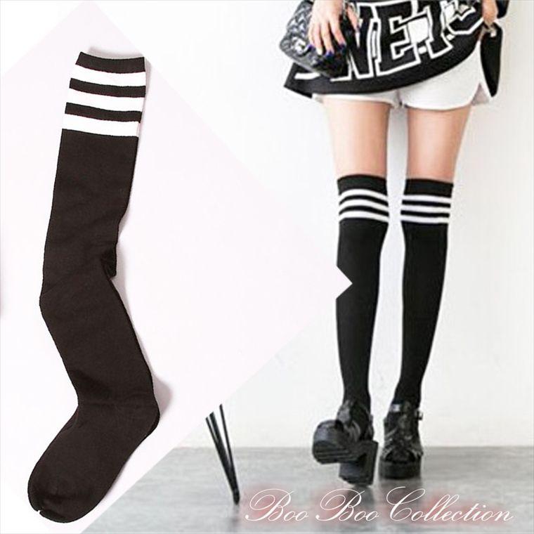 アウトレットセール 特集 在庫あり スクールソックス 3足セット 靴下 制服 女子高生 中学 SR0012SET3 通学 学生