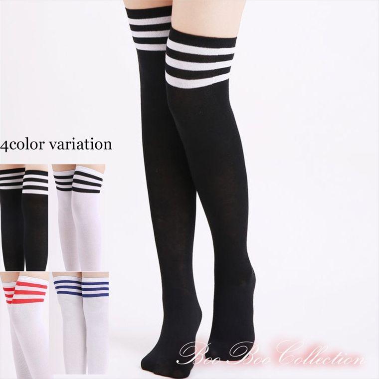 スクールソックス 1着でも送料無料 4足セット 靴下 制服 女子高生 通学 学生 中学 ストア SR0028SET4