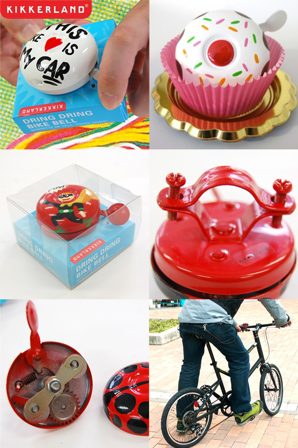 Bell for bell Dring Dring Bike Bell motorcycle bell drin drin handlebars for bicycles