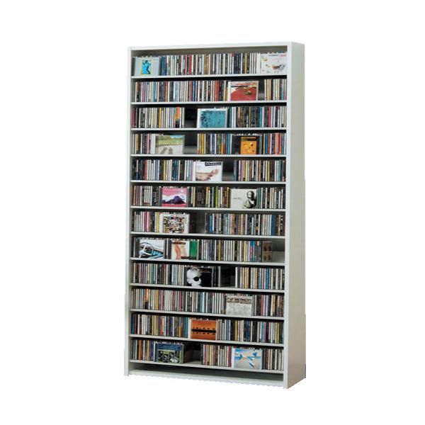 CDラック CD STOCKER ショップ気分でCDを大量収納! CS924 924枚 DVD400枚【送料無料】