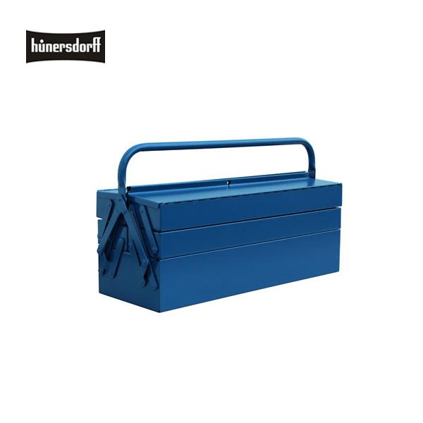 工具箱 Metal Tool Box 5-Part Hunersdorff メタルツールボックス