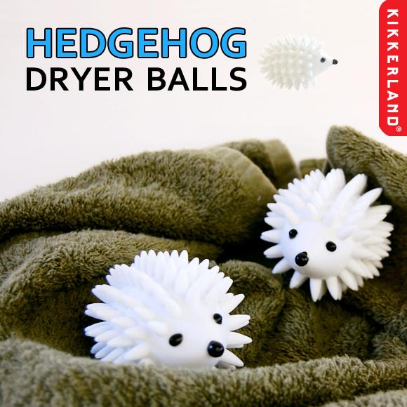 乾燥機でふわふわのタオルを作ってくれるハリネズミたちの登場です あす楽 HEDGEHOG DRYER BALLS キッカーランド 直営店 激安価格と即納で通信販売 乾燥機 ヘッジホッグドライヤーボールズ ハリネズミ