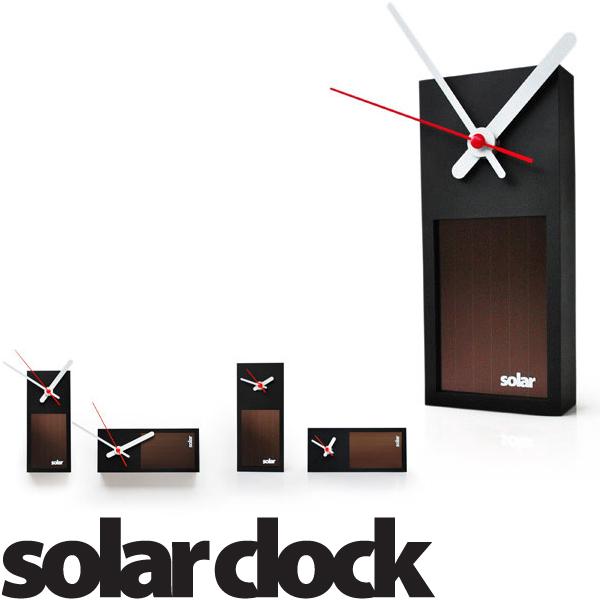 foranew: The Lark rock SOLAR POWERD CLOCK ( SUCK UK eco solar
