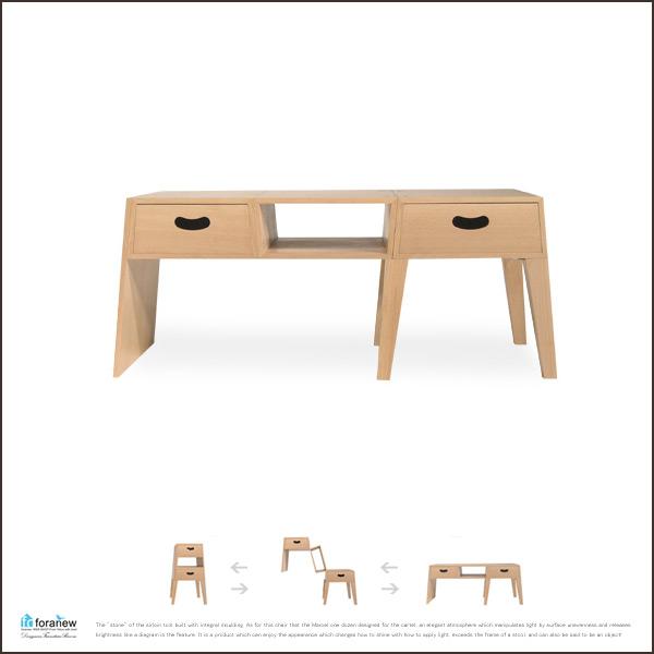 【送料無料】TABLE=CHEST(テーブル=チェスト/abode)アボード 安積朋子 テーブル チェスト リビングボード