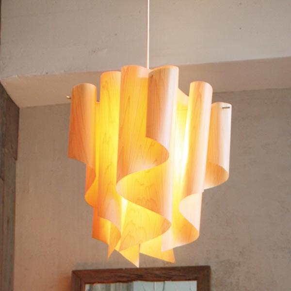 アウロ ウッド ペンダントランプ Auro wood pendant lamp DICLASSE ディクラッセ【送料無料】