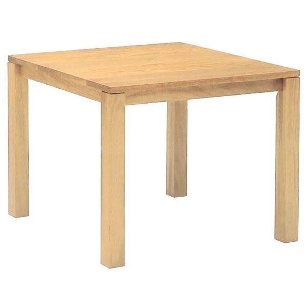 リーブステーブル LEAVES TABLE スクエアテーブル 110 ハイタイプ アルダー ビーチ【送料無料】