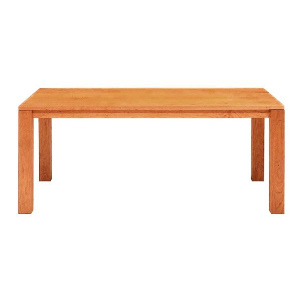 リーブステーブル LEAVES TABLE 160 ブラックチェリー【送料無料】