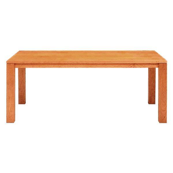リーブステーブル LEAVES TABLE 180 ブラックチェリー【送料無料】