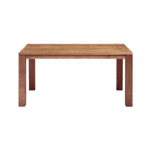 リーブステーブル 120 ウォールナット ハードメープル【送料無料】