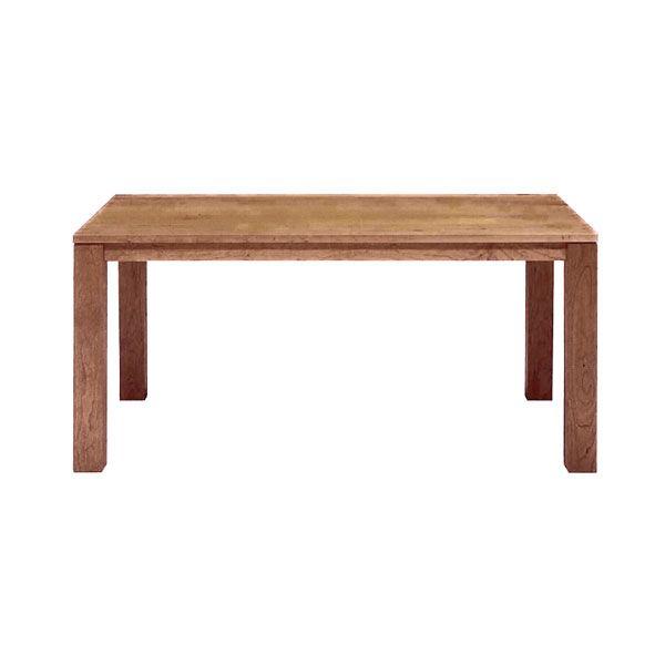 リーブステーブル 130 ウォールナット ハードメープル【送料無料】
