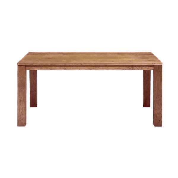 リーブステーブル 140 ウォールナット ハードメープル【送料無料】