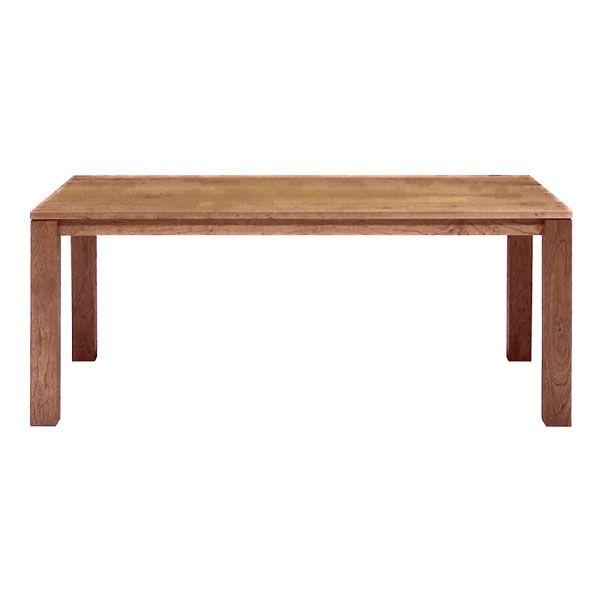 リーブステーブル 170 ウォールナット ハードメープル【送料無料】
