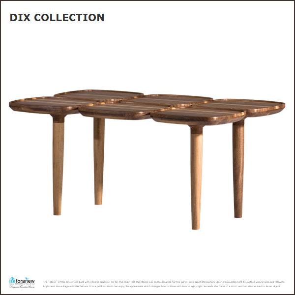 【送料無料】PETAL LOW TABLE/SD9127B ウォールナット ペタルローテーブル Sean Dix(ショーン・ディックス)