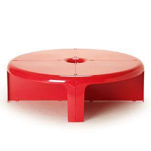 Quattro Quarti クアトロクアルティ テーブル シェルフ