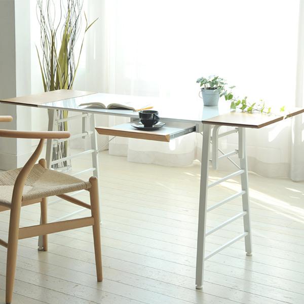 ラダーデスク nu-001 Ladder Desk テーブル 机 ワークデスク JKPLAN【送料無料】