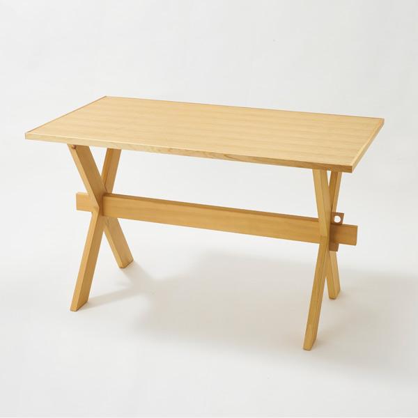 TT 組み立てテーブル abode 木製テーブル シンプル 日本製