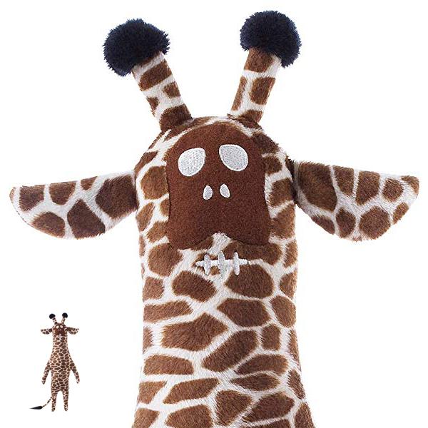 【在庫限り】The Nonlife Zoo Doll (ノンライフズードール) アニマルドール キリン ゾウ トラ チキン