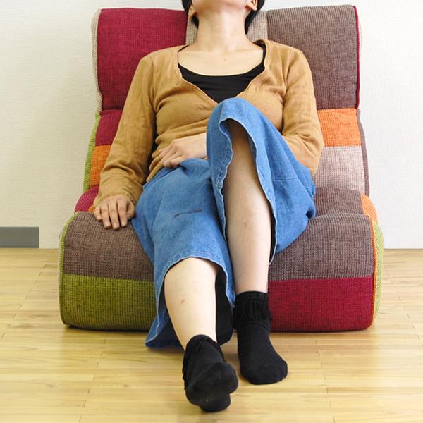 【送料無料】座椅子 リクライニング 座いす マルセイユ 座イス ソファ sofa ソファ座椅子 フロアチェアピグレットジュニア pigletjr 座椅子