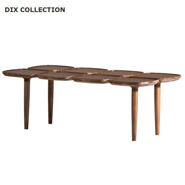 【送料無料】PETAL LOW TABLE/SD9127C ウォールナット ペタルローテーブル Sean Dix(ショーン・ディックス)