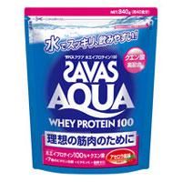 ザバス アクアホエイプロテイン100 アセロラ風味(無果汁) 840g(約40食分)[配送区分:A]