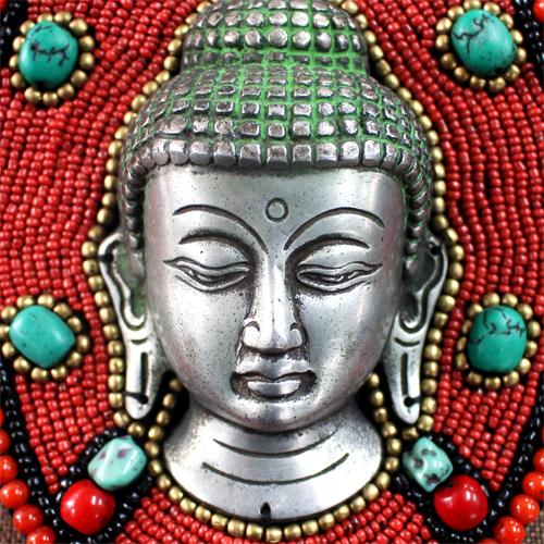 釈迦牟尼仏 シャーキャムニ 飾り物 開運〔 天然石 パワーストーン アクセサリー 〕
