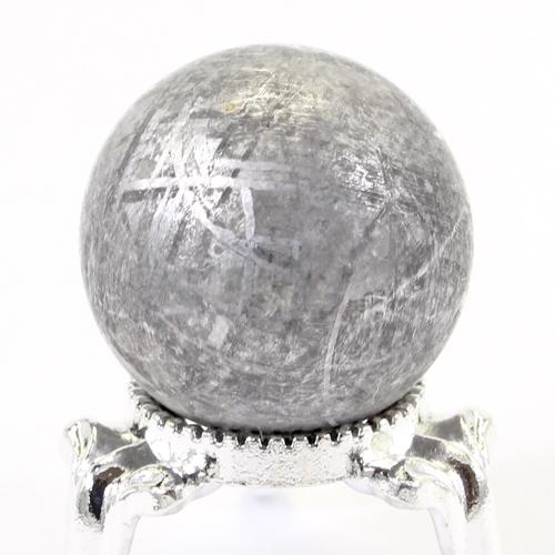 約21mm 天然隕石 メテオライト ギベオン鉄隕石 丸玉 スフィア【FORESTパワーストーン】〔 天然石 パワーストーン アクセサリー 〕