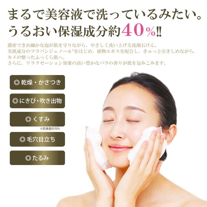 薬用 フラビア 洗顔石鹸 フラバンジェノール配合 化粧品 フラビアソープ夜用 (夜用2個 各67g)