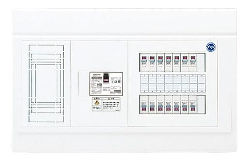 【東芝】小形住宅用分電盤N 扉なし・基本タイプ 60A TFNPB13E6-160