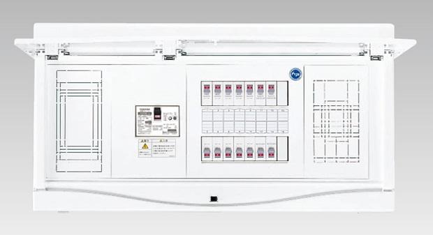 TFNCB13E4-80N 【東芝】小形住宅用分電盤N 扉付・基本 付属機器取付スペース付