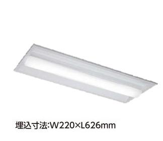 LEKR223323D-LD9 【東芝】【工事必要】【セット商品】LEDベースライトTENQOOシリーズ