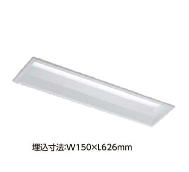 LEKR216323D-LD9 【東芝】【工事必要】【セット商品】LEDベースライトTENQOOシリーズ