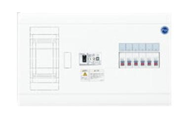 TFNCB3E-80 【東芝】小形住宅用分電盤N 扉付・主幹 30AF