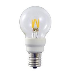 LEDフィラメント電球 白熱電球10W相当 グローブ形(G40) E17口金 LDG2L-G-E17/D8/27/4 【ウシオ】LED電球 【コンビニ受取対応商品】