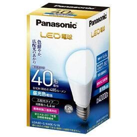 1個 1,030円【Panasonic】LED電球 白熱球40W相当 E26口金 LDA4DGK40ESW 10個セット