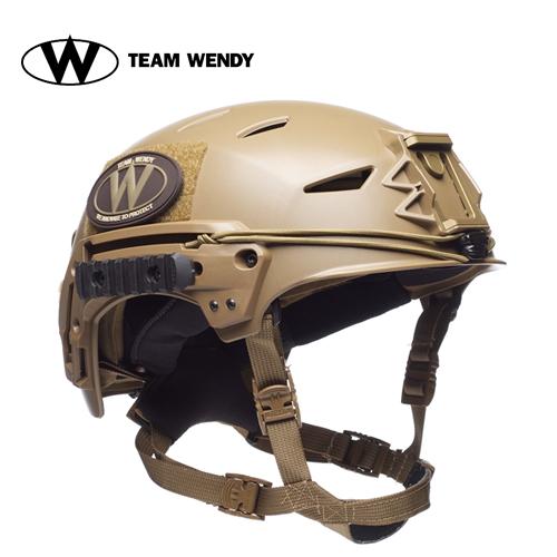 TEAM WENDY (チームウェンディ) ヘルメット本体 EXFIL LTP HELMET CT X/L (72-32S) サバゲー 装備
